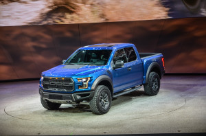 Ford F-150 Blog at Detroit Auto Show Tomorrow!