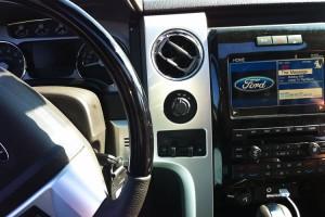 2011 Ford F-150 Interior