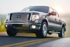 2012 Ford F-150 Supercrew EcoBoost